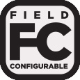 Field Configurable
